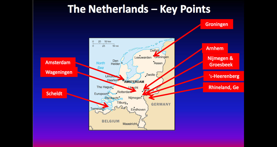 liberation netherlands Germany's invasion of the netherlands was unnecessary, and uncalled for when world war ii began in september of 1939, the netherlands immediately claimed neutrality- neutrality of which hitler swore to respect.
